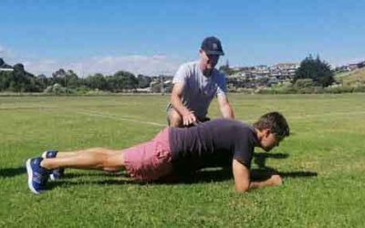 Holistic Personal Training – Mike Jewell
